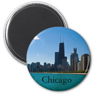 Chicago Skyline Magnet