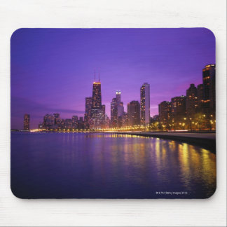 Chicago Skyline Mouse Mat