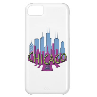 Chicago Skyline newwave cool iPhone 5C Cover