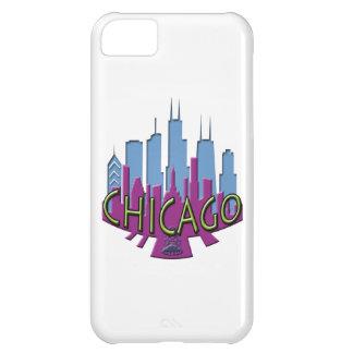 Chicago Skyline newwave cool iPhone 5C Case