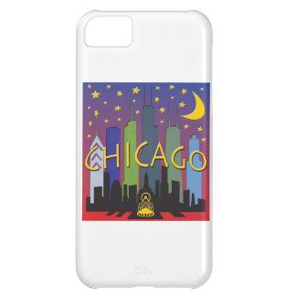 Chicago Skyline nightlife iPhone 5C Case