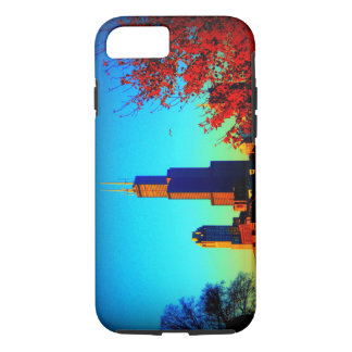 Chicago Skyline Phone Case