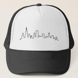 Chicago Skyline Series Trucker Hat