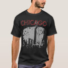 Chicago Skyline t shirt