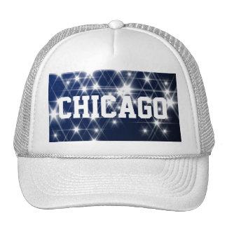 Chicago Sparkle Trucker Hat