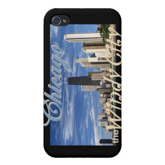 Chicago Speck Case Covers For iPhone 4