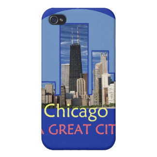 Chicago Speck Case iPhone 4/4S Cover
