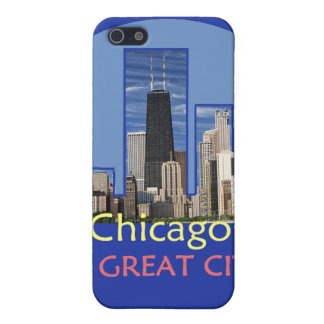 Chicago Speck Case iPhone 5/5S Covers