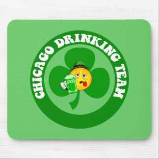 Chicago St Patrick's Day Mouse Pad