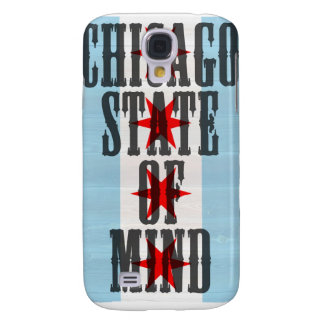 Chicago State of Mind Samsung Galaxy S4 Cover