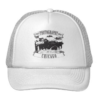 Chicago Street Photography Group Hats