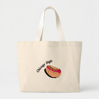 Chicago Style Tote Bags