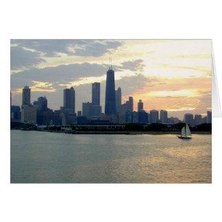 Chicago Sun Card