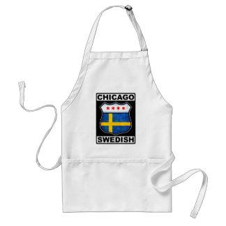 Chicago Swedish American Aprons