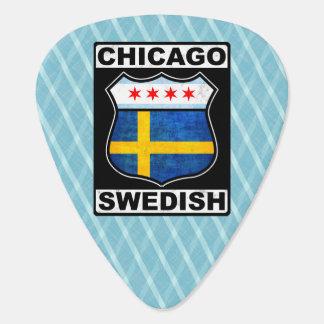 Chicago Swedish American Plectrum
