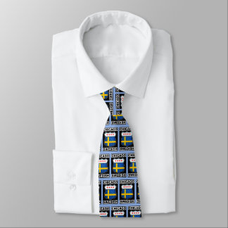 Chicago Swedish American Tie