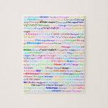 Chicago Text Design II Puzzle