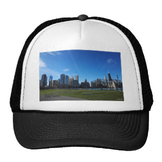 Chicago -The Lake Michigan Trucker Hat