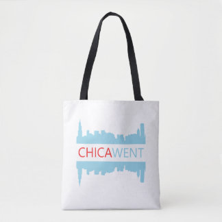 Chicago Tote Bag - I CHICA-WENT