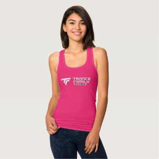 Chicago Trance Family White LOGO T-shirt