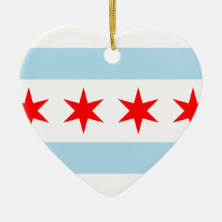 Chicago, United States Christmas Ornament