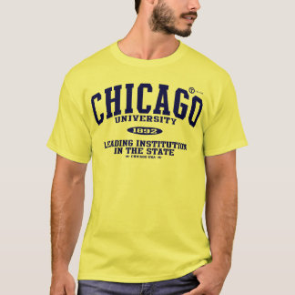 Chicago University T-Shirt