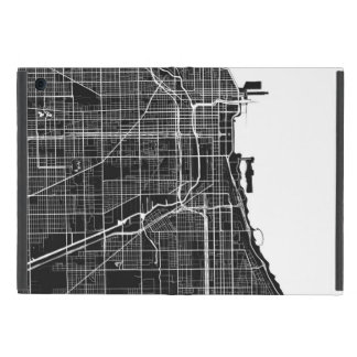 Chicago urban Pattern Cover For iPad Mini