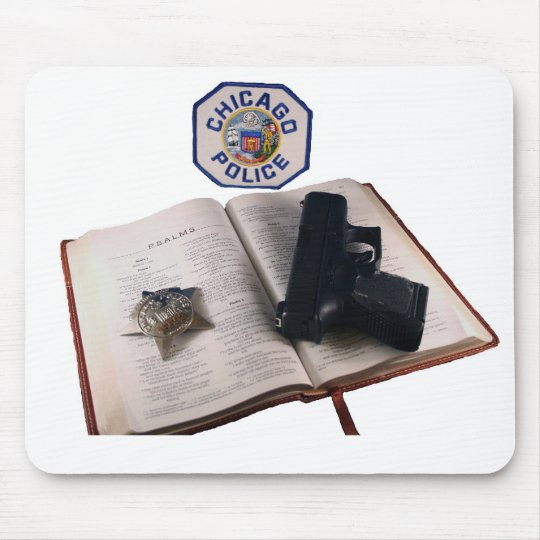Chicago Warriors (The Book) Mouse Mat