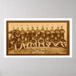 Chicago White Sox Team 1913 Poster