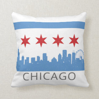 Chicago: Windy City Pillow