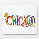 Chicago-With-SUn---KIDS Mousepad