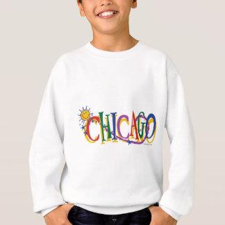 Chicago-With-SUn---KIDS Sweatshirt