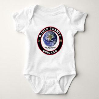 CHICAGO WORLD CHAMPS BABY BODYSUIT