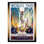 Chicago World's Fair Cards