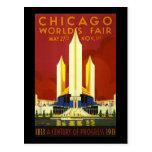 Chicago world's fair postcards