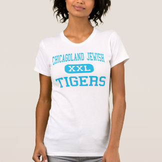 Chicagoland Jewish - Tigers - High - Deerfield Shirts