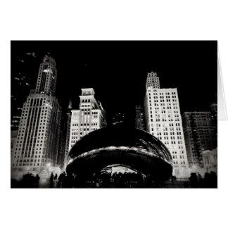 Chicago's Bean Card
