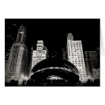 Chicago's Bean Greeting Card