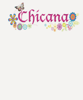 Chicana Base Ball T Shirts