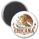 Chicana Mexico Coat of Arms