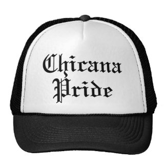 Chicana Pride Hat