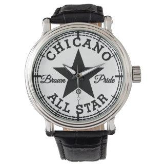 CHICANO ALL STAR WATCH