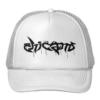 Chicano wildstyle design cap
