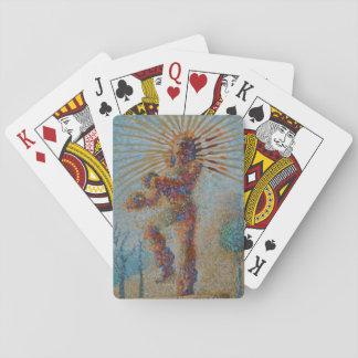 Chicemeca dancer - Amazing Mexico cards