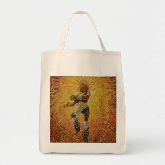 Chicemeca fire dancer - Amazing Mexico Bag