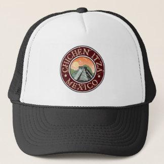 Chichen Itza Mexico Shirts Trucker Hat