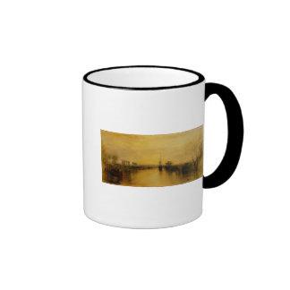 Chichester Canal, c.1829 Coffee Mug