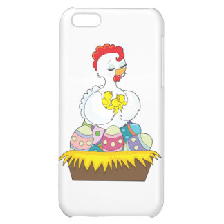 Chick and Eggs iPhone 5C Cases