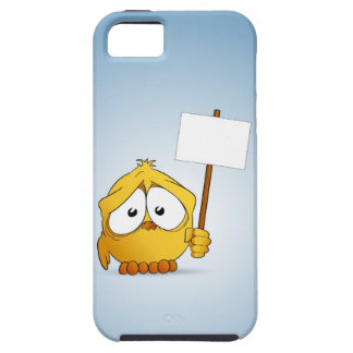 Chick and signboard iPhone 5 cases