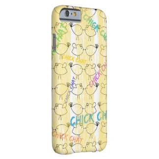 Chick Chat iPhone 6/s case Barely There iPhone 6 Case